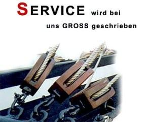 Latsch Segel - Ihr Servicepartner