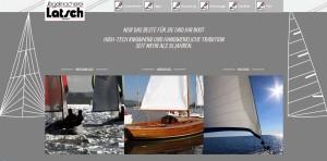 Neue Website von Latsch Segel