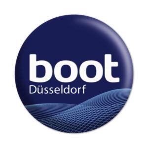 Latsch Segel auf der Boot Düsseldorf