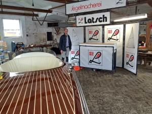 Matthias Jakobtorweihen - Ihr Experte der Segelmacherei Latsch