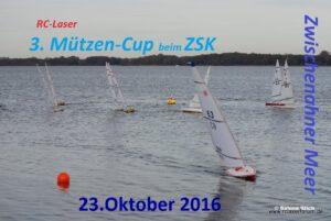 3. RC Mützencup im ZSK. Bildrechte Sabine Stich, RC Laserforum